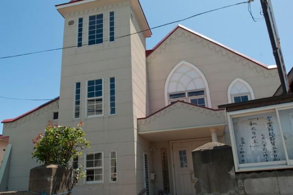 日本キリスト教団藤崎教会1