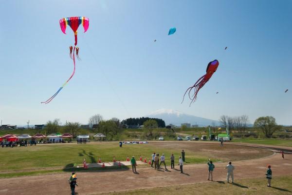 国際交流凧フェスタ1