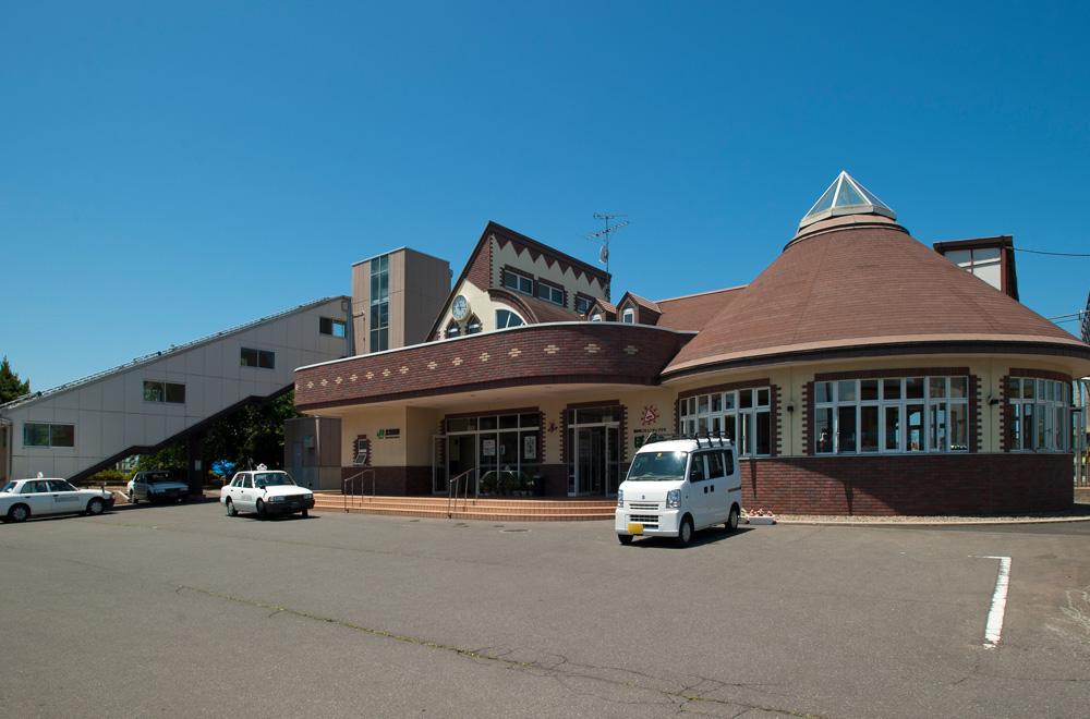 JR北常盤駅(奥羽本線)