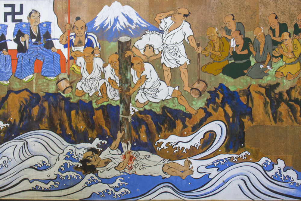 堰神社 - ふじさんぽ