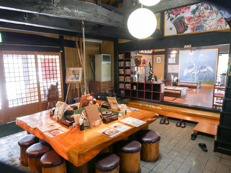 藤崎町 グルめぐりスタンプラリー2017 そばの矢車