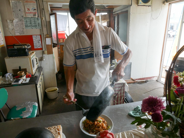 藤崎町 グルめぐりスタンプラリー2017 ときわ屋食堂