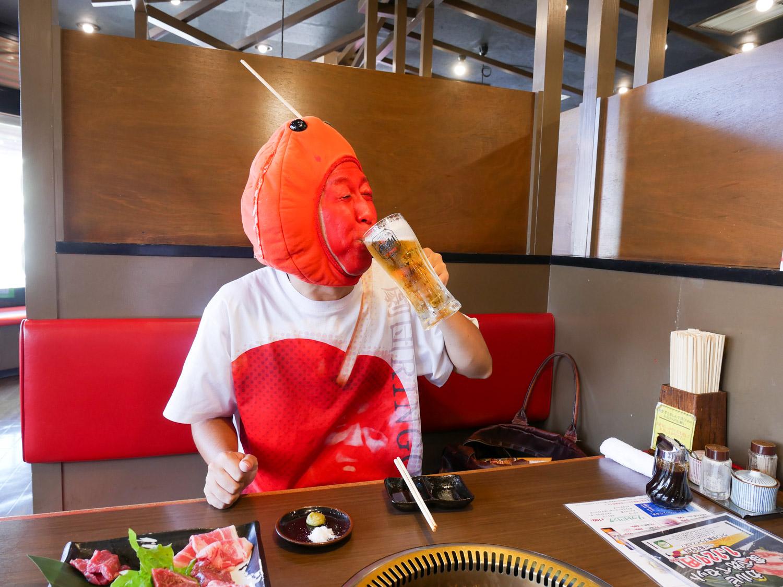 藤崎町 グルめぐりスタンプラリー2017 焼肉五苑 藤崎店