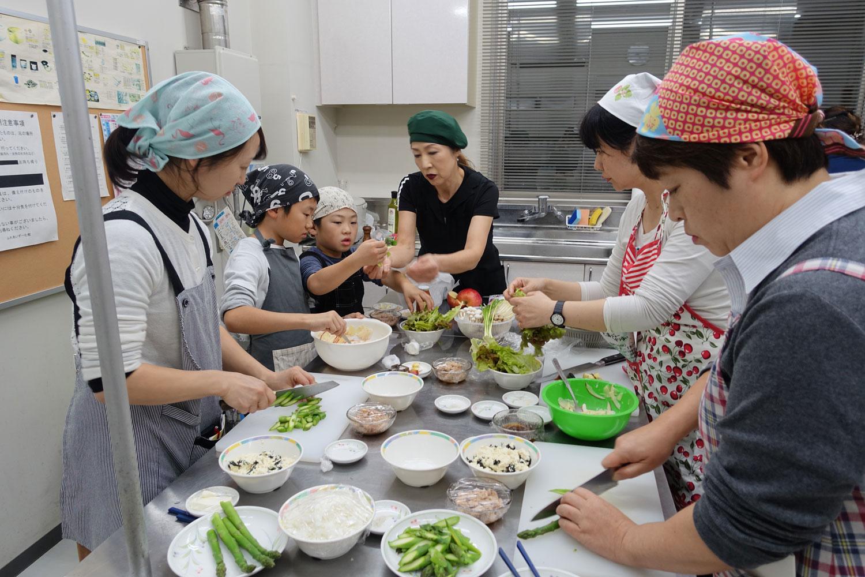 料理から学ぶ「ふじさき産品セミナー」