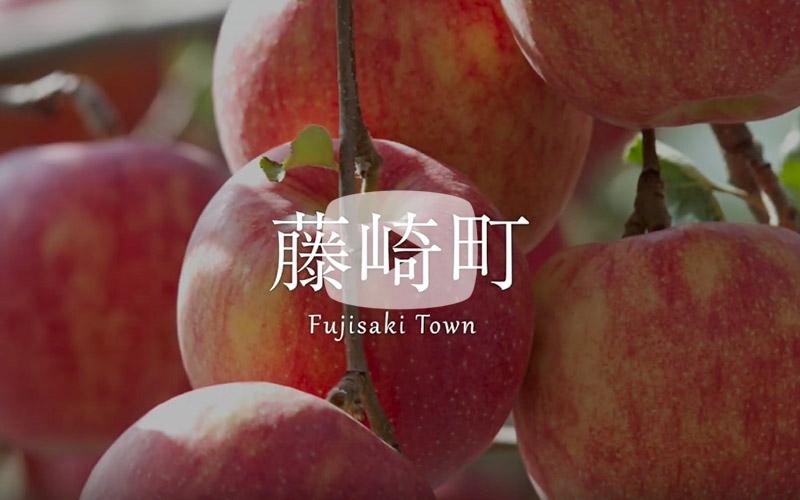 青森県藤崎町観光動画